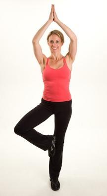 Susan Rudnicki Exercise Pose